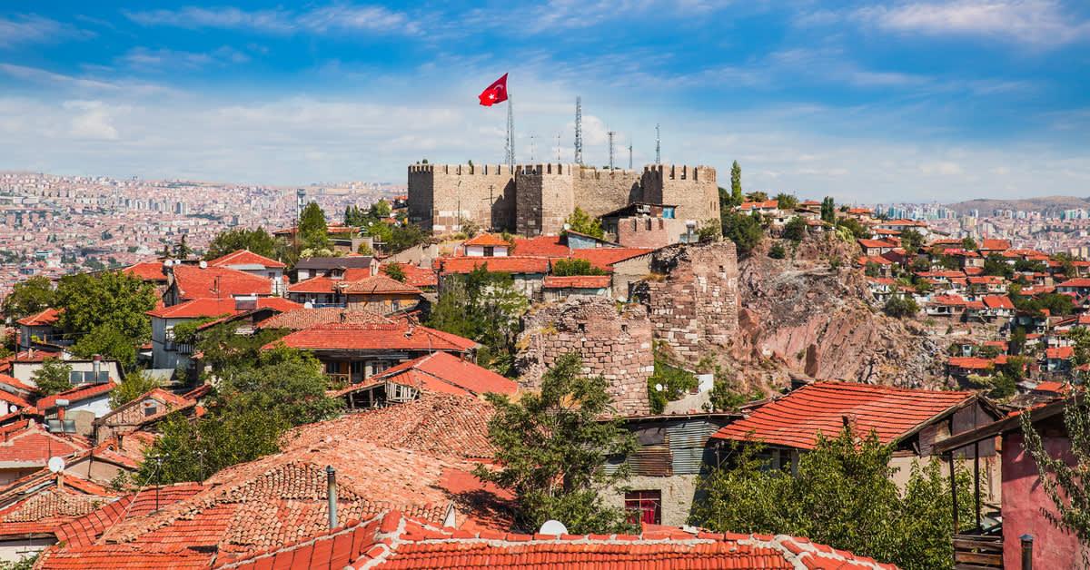 Städtereisen Ankara