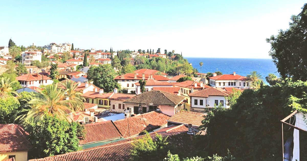 Städtereisen Antalya