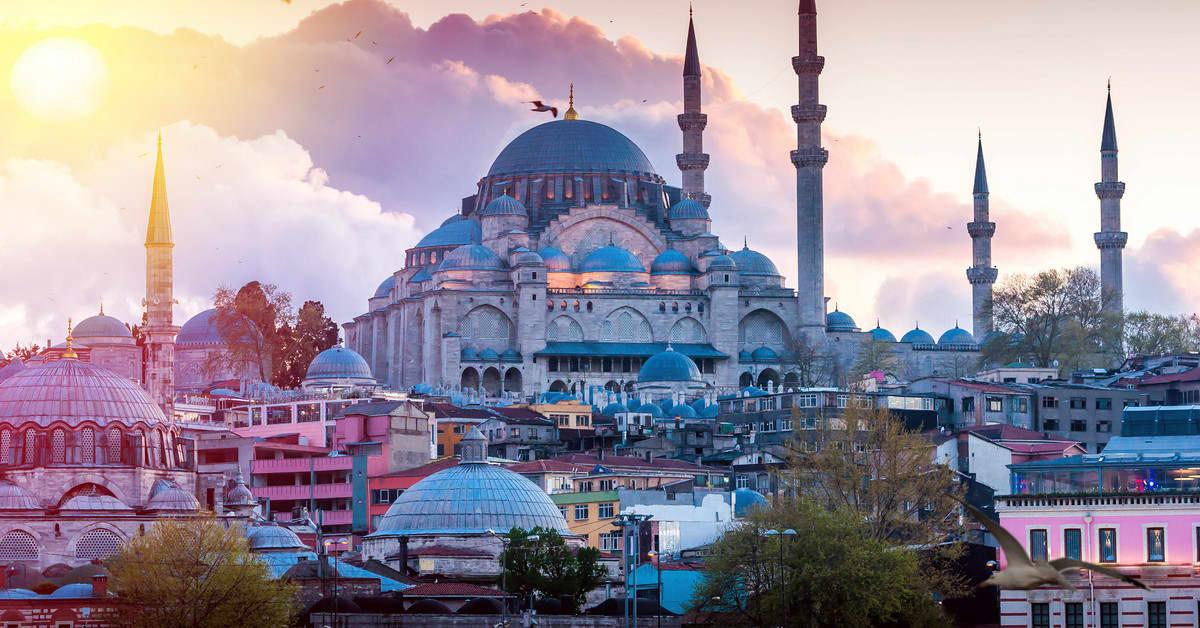 Städtereisen Istanbul