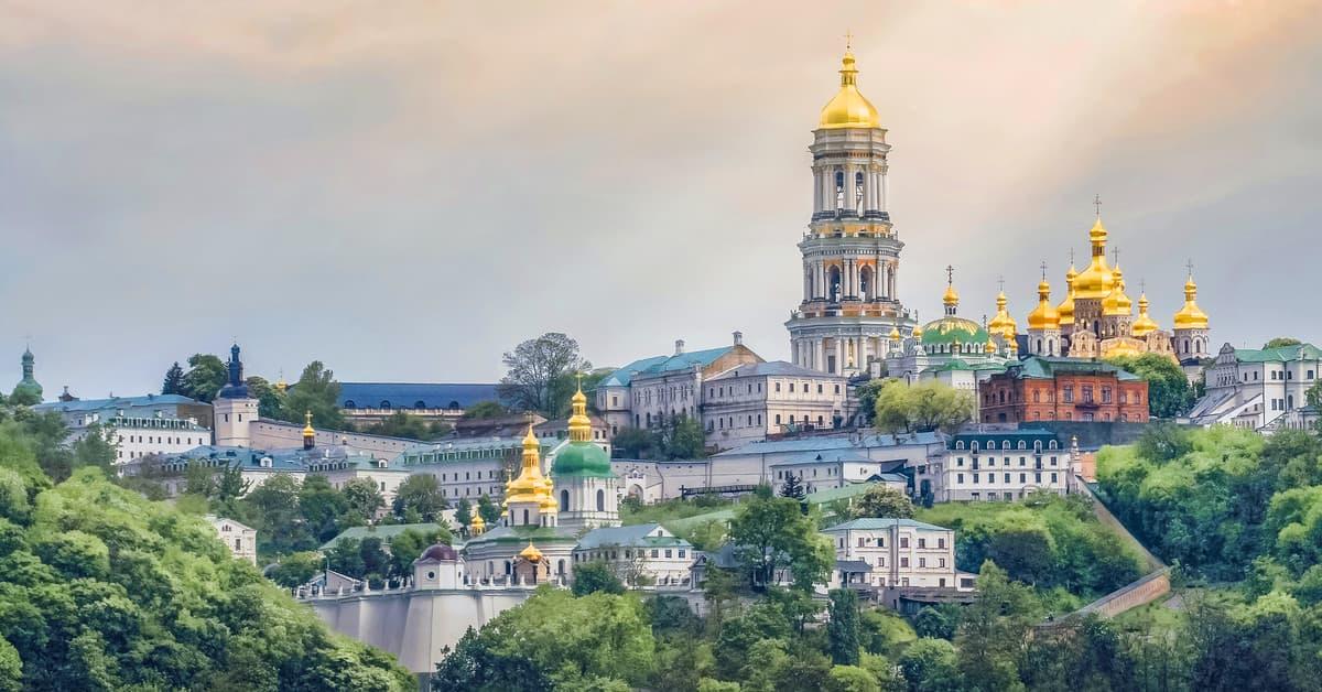 Städtereisen Kiew