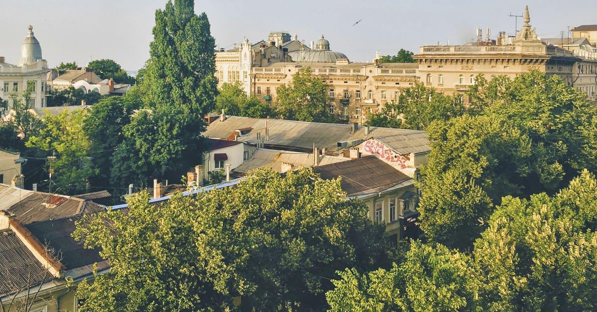 Städtereisen Odessa