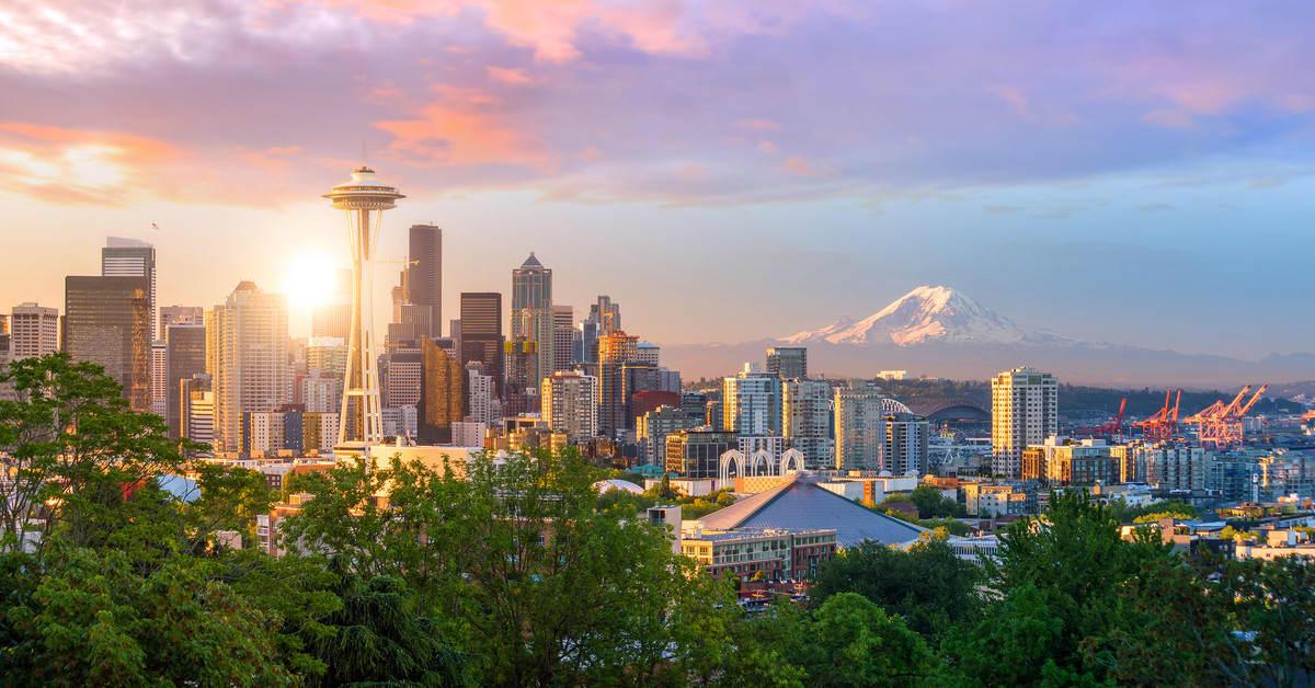 Städtereisen Seattle