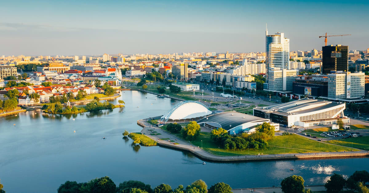 Städtereisen Minsk